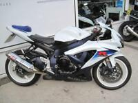 2010 SUZUKI GSXR600 L0