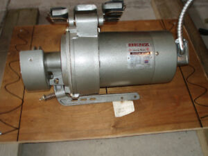 "Industrial Sewing Machine ""Clutch Motor"" Complete"