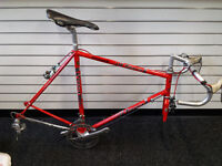 Rossin Racing frame and parts, Large (57 cm) Frame, Columbus