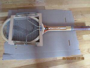Spalding Impact 336 vintage tennis racquet West Island Greater Montréal image 4