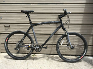 Specialized Hardrock Mountain Bike Hardtail 23 inch XL 26er