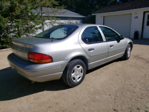 1997 dodge stratus only 132000 km