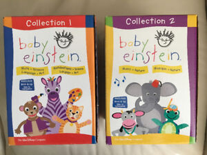 Baby Einstein DVDs - Two complete boxed sets