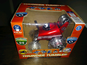 Brand new in box Remote control Flipping and lightening car