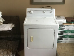 Kenmore Dryer still has some life left