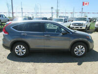 2013 HONDA CR-V AWD.... EASY AUTO FINANCING 100%