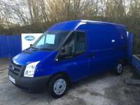 2008 Ford Transit 2.2TDCi Duratorq ( 110PS ) 300M 300 MWB Van