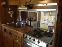 Converted Camper Turned Food Truck! Be your own Boss!