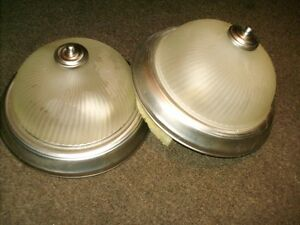 CEILING LIGHTS - PEWTER