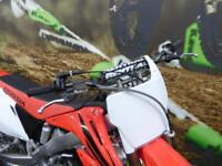 Honda CR 125 Motocross Bike
