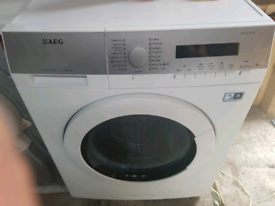 Aeg 2in1 combined 9kg washer 7kg dryer
