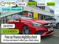 2016 Mercedes-Benz A-CLASS 2.1 A 200 D AMG LINE EXECUTIVE 5d 134 BHP Hatchback D