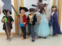 Theatre Play class for 4-6 years