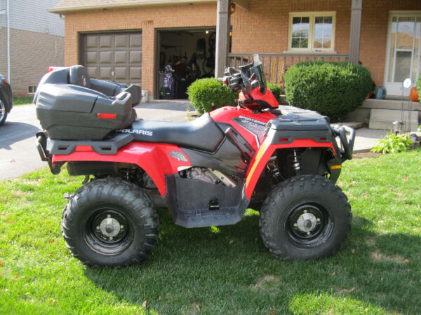 Used 2011 Polaris Polaris Sportsman 500 H.O