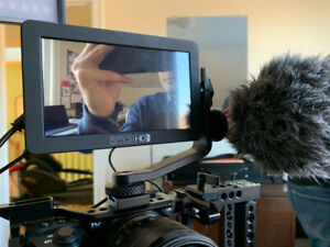 "SmallHD FOCUS 5"" On-Camera Monitor. 800 Nits. +Sony Extra Bundle"