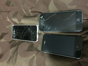 Selling old IPhones