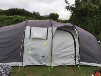8 man tent (Make Shadow 800)
