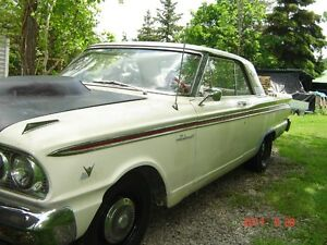 1963 Ford Fairlane 500 two door Hardtop