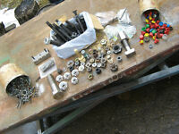 NUTs  ,   BOLTs  ,WASHERs  , (HARDWARE)