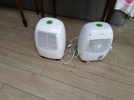 ElectriIQ dehumidifier x2