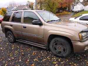 Chevrolet Trail  Blazer 2002