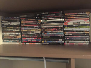 DVD bundle. Movies and tv series all for $10