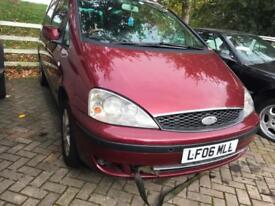 2006 Ford Galaxy 1.9TDI 130 Ghia Diesel - SPARES OR REPAIR - EXPORT