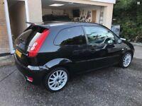 Ford Fiesta Zetec Sport 1.6 petrol