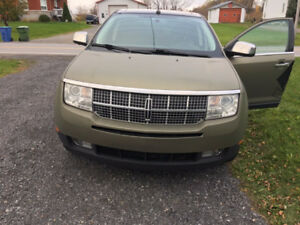 2008 Lincoln MKX FWD limited edition VUS