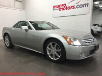 2008 CADILLAC XLR Canadian Car Super Clean Low KMS