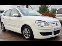 VOLKSWAGEN POLO BLUEMOTION 1 1.4 TDI 5 Door HBack White Manual Diesel, 2008
