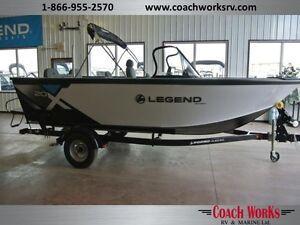 2017 Legend Boats X20