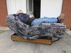 ULTRAMATIC ADJUSTABLE SINGLE BED