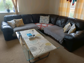 3 piece corner sofa for urgent sale.
