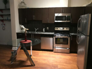 33 Bay St, 1 bed 1 den 675 sqft, fully furnished, move in Sep 1