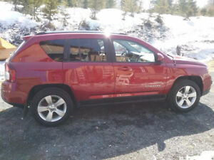 2015 Jeep Compass VUS