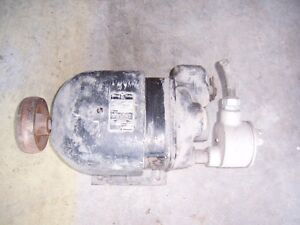 Industrial 3 phase 550 VAC electric motor