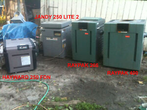 AFFORDABLE POOL HEATERS,  Installation Available for $250 Cambridge Kitchener Area image 10