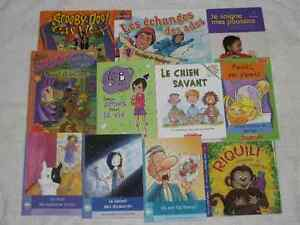 FRENCH CHILDRENS BOOKS - GREAT SELECTION - CHECK IT OUT!