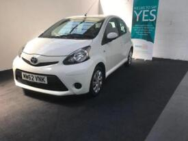 Toyota AYGO 1.0 ( 67bhp ) 2013 AYGO Ice finance available from £25 per week