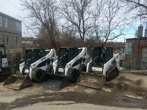 SKID STEER RENTALS @ SENSO EQUIPMENT RENTALS