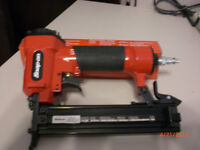 SNAP ON 18 GAUGE AIR NAILER---REDUCED $60.