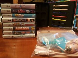 Nintendo DS & 3DS games and accessories