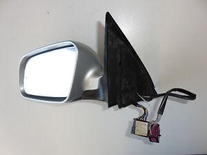 Audi A6 2001-2004 Side Mirror Heated Left 4B1858531
