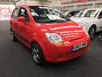2007 CHEVROLET MATIZ 0.8 SE Auto From GBP3150+Retail package.