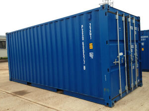 20' 40' 40' HC Shipping/Storage Containers for the best rates