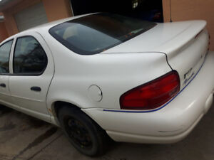 Good condition plymouth breeze, good engine, new battery, clean