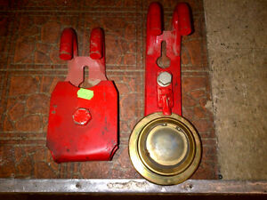 NEW Tractor forestry winch cable and snatch blocks, top pulley