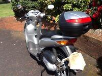 Honda Scooter SH125