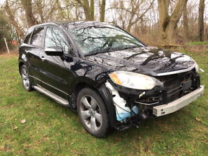 2007 Acura RDX low mileage fully loaded - AS IS runs well